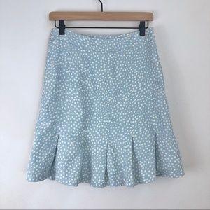 Banana Republic Silk A Line Skirt Size 2